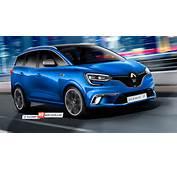 Nouveau Renault Sc&233nic 4 2016  Infos Et Photos
