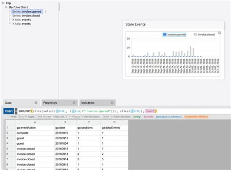date format klipfolio trying to build a group by query klipfolio help center