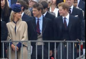prince harry s friend prince harry joined fellow officers and friends at a