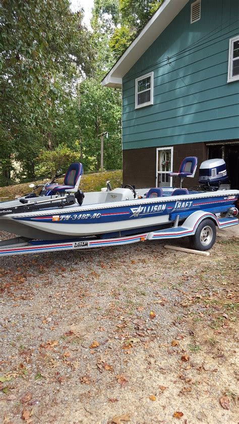 allison boats allison bass boat 1977 for sale for 3 000 boats from