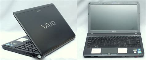 laptop gaming sony vaio vpcsgg bekas jual laptop
