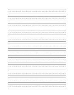 Handwriting Practice Letters Az
