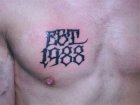 est 1997 tattoo est 1997 designs pictures to pin on