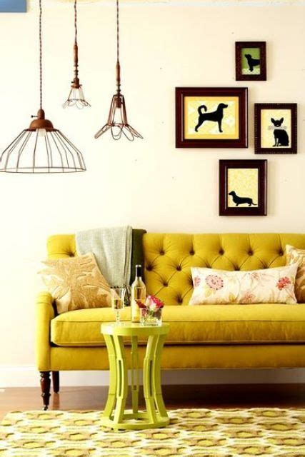 banana mood  yellow dipped room designs digsdigs
