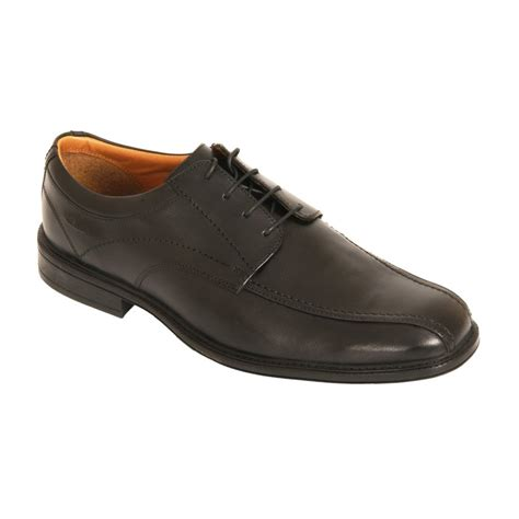 clarkes shoes clarks elliot walk 203386 leather shoe clarks from