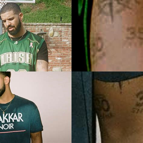 does drake have tattoos the gallery for gt does tattoos