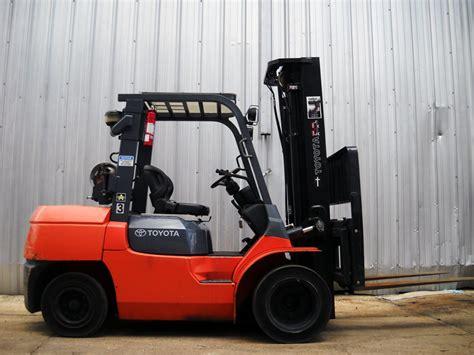 Toyota Lift Toyota Forklift Motoburg