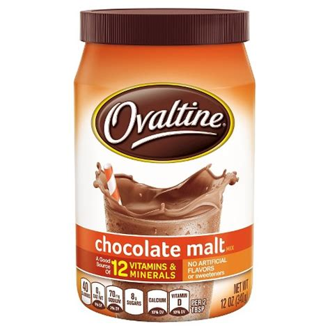 ovaltine 3 in 1 thailand ovaltine chocolate malt mix 12 oz target