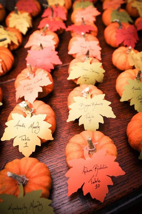 fall leaves wedding decorations best 25 pumpkin wedding decorations ideas on