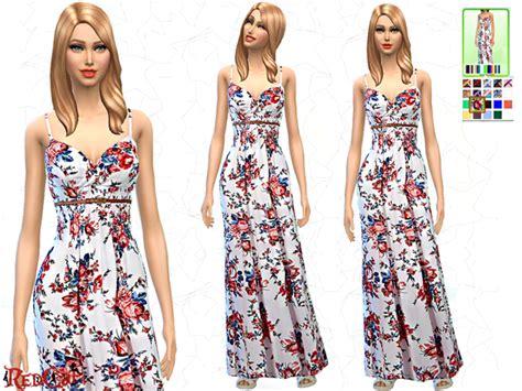 Gamis Set Maxi Dress 74 redcat s maxi dress sims 4 updates sims 4