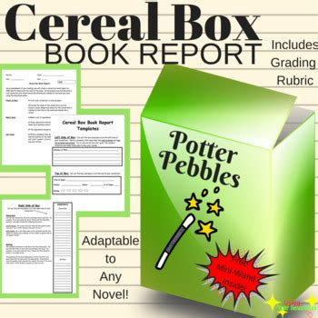 cereal box book report commercial cereal box book report commercial by using your