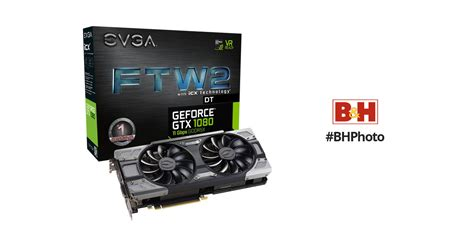 Evga Geforce Gtx 1080 Ftw2 Gaming evga geforce gtx 1080 ftw2 dt gaming graphics card