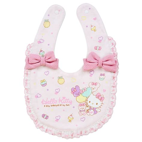 Theater Home Decor by Hello Kitty Baby Bib Dressed Up Bib Lace Sanrio Japan