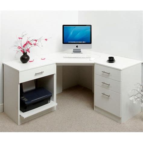 white corner desk with drawers uk cuuba secretary desk homesteads drawers and desks
