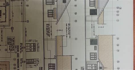 membuat wiring rumah pengalaman bina rumah sendiri 2 lukisan pelan