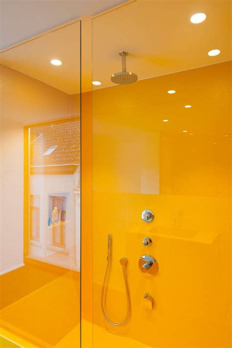 bright yellow bathroom 1000 images about mustard home decor on pinterest