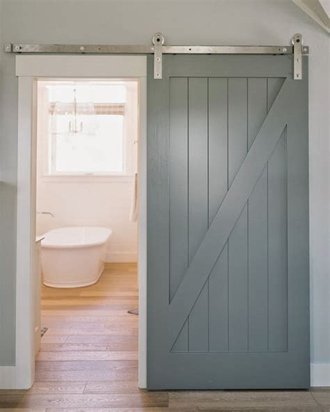 Country Style Bathrooms Ideas everything you need to know about barn doors eieihome