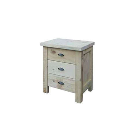 mennonite bedroom furniture ontario frontier 3 drawer night stand lloyd s mennonite