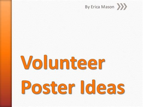 grand theatre volunteer poster ideas
