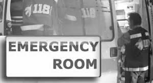 parma emergency room l infarto cardiaco