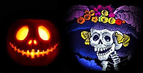 imagenes halloween y dia de muertos d 237 a de muertos vs halloween 191 que prefieren los mexicanos