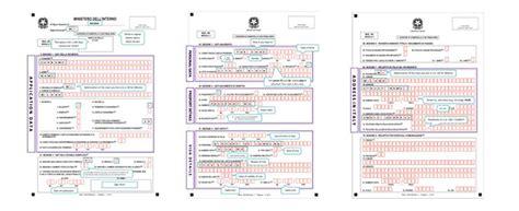 modulo 1 permesso di soggiorno how to get a residence permit in italy non eu the