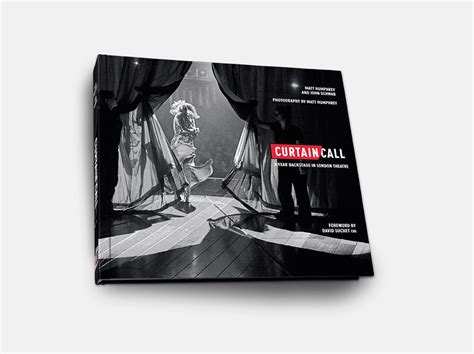 curtain call book david brimble book production print publishing