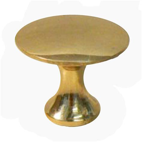 Brass Knobs Snobsknobs Brass Button Cupboard Knob Snobsknobs