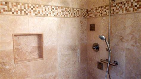Travertine Bathroom Designs Showers 1 800 921 8431