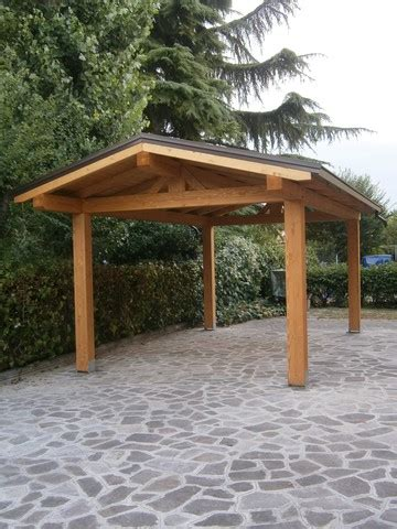 tettoia autoportante tettoie in legno autoportanti falegnameria serena