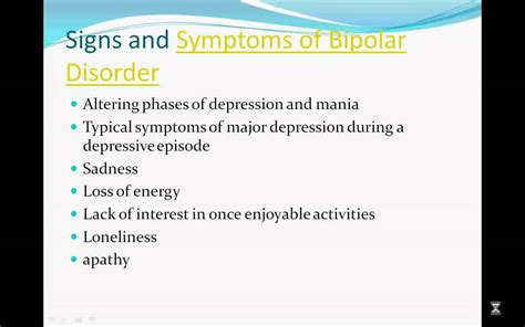 Detox Disorder by Bipolar Disorder Symptoms And Treatment