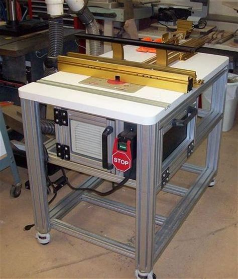 incra router table the basement 9 incra router table more progress by jl7 lumberjocks