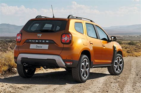 Home Design Exterior by New Dacia Duster Shown In Full Autocar