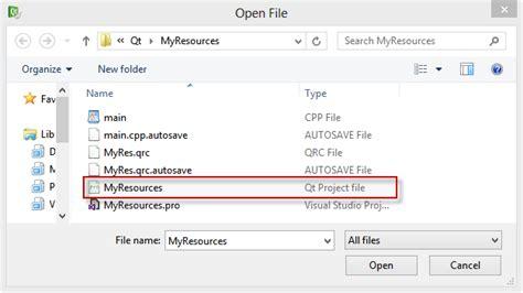 qt resource tutorial qt5 tutorial resource files 2018