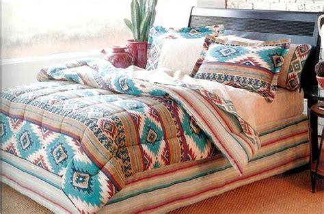 navajo bedding bedding southwestern bedding and western bedding on pinterest