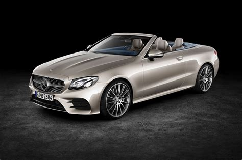convertible mercedes 2018 mercedes benz e class cabriolet first look motor trend
