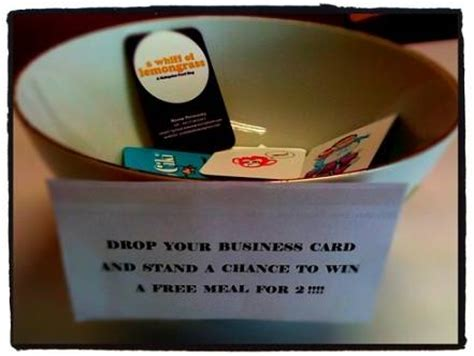 bowl card template 4 offline lead generation ideas experienced you should