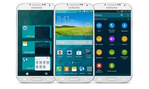 galaxy s4 features get galaxy s5 features on galaxy s4 gt i9505 with