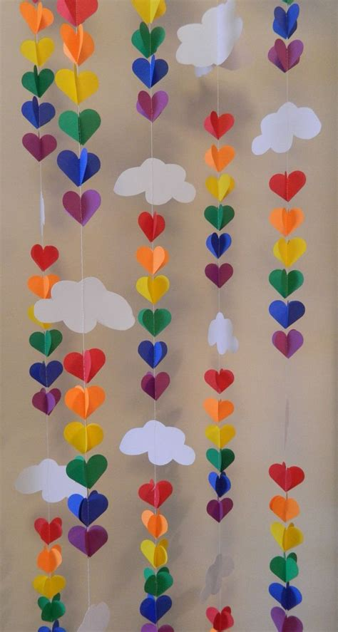 rainbow themed decorations 25 best ideas about rainbow decorations on
