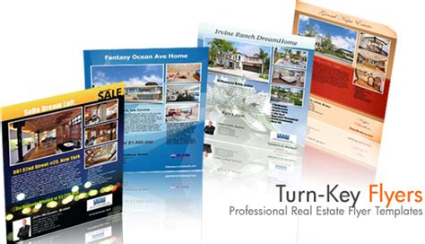 turnkey templates real estate flyers templates ronieronggo