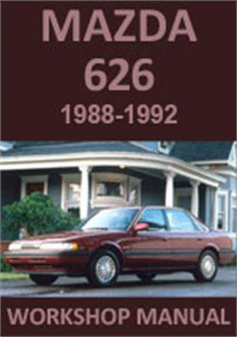mazda 323 1988 1992 service repair manual download download manua mazda 626 1988 1992 workshop repair service manual download pdf