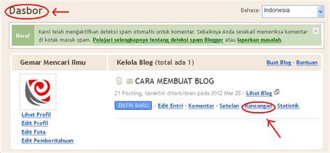 membuat menu dropdown blogspot cara membuat menu horisontal dropdown pada blog gemar