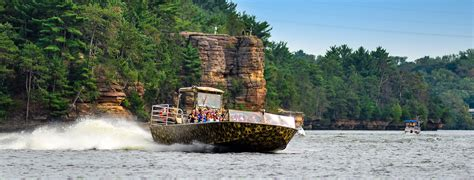 jet boat wisconsin dells wisconsin dells jet boat tour wild thing dells army ducks