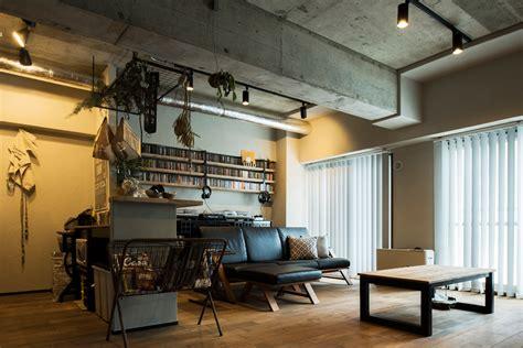spectacular industrial living room designs