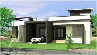 single floor modern house plans 3 bed room contemporary 1050 sq ft house home kerala plans