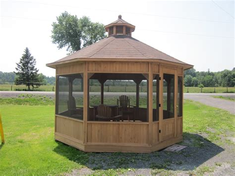 patio furniture gazebo bertrand patio furniture cedar gazebos
