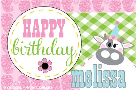 imagenes de happy birthday melissa eye candy creative studio happy birthday melissa new