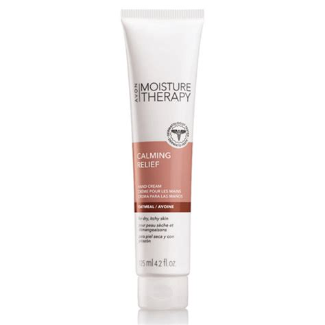 body comfort innovative therapy product moisture therapy calming relief hand cream