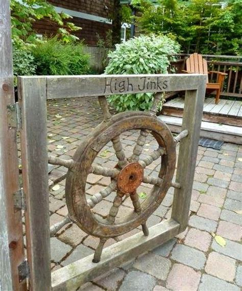 nautical themed backyard 25 best ideas about ship wheel on pinterest nautical photo shoots nautical photo