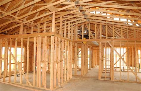 interior design for new construction homes framing engineered lumber dimensional lumber sheathing